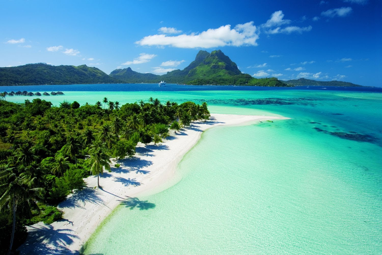 top beaches world